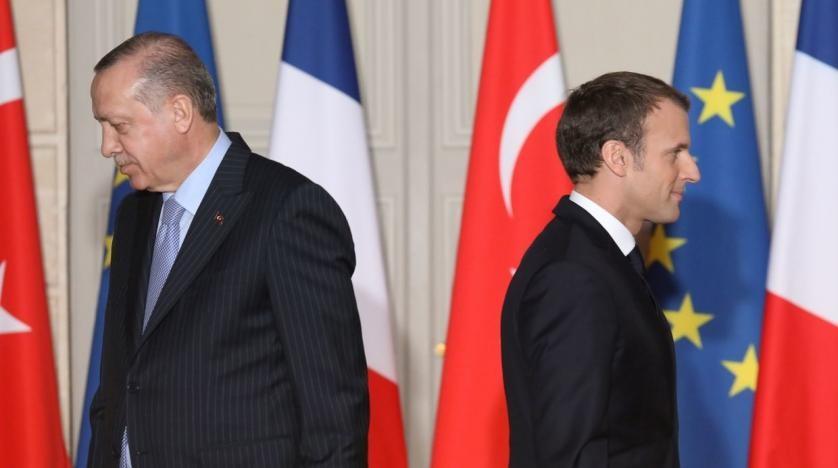 Ταξιδιωτική οδηγία από τον Ερντογάν για τους Τούρκους στη Γαλλία