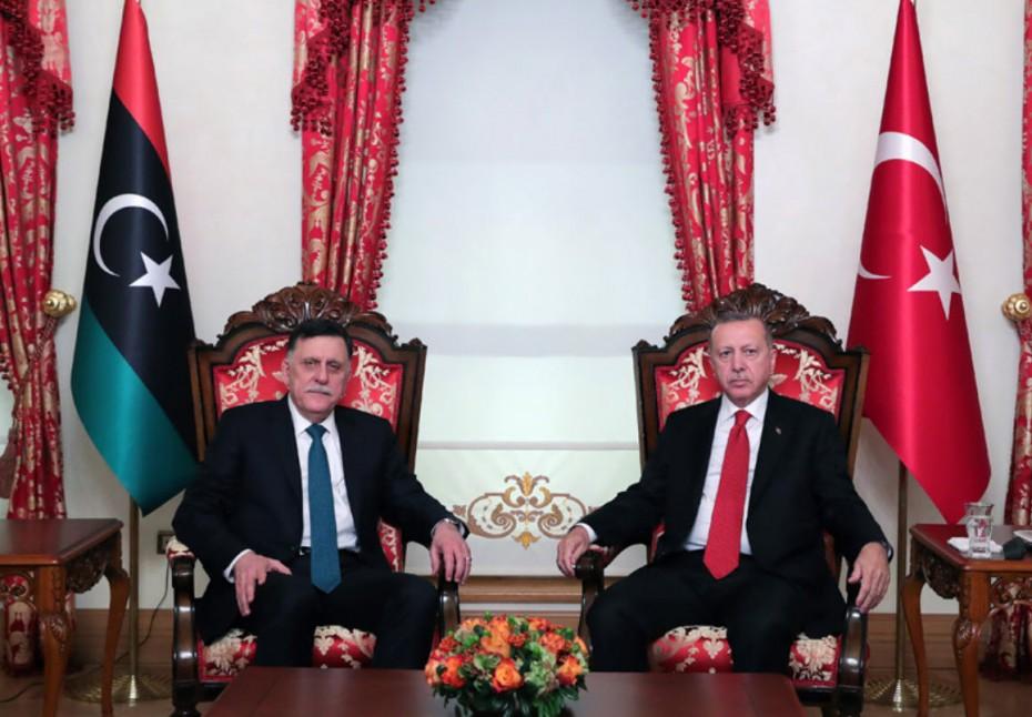 «Άδειασμα» των Γερμανών στη συμφωνία Τουρκίας - Λιβύης