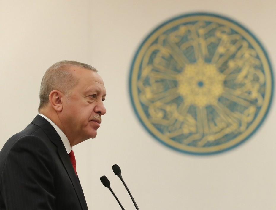 Δεν «ιδρώνει» ο Ερντογάν για τη συμφωνία με τη Λιβύη, παρά τις πιέσεις