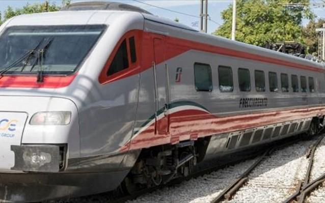Μέσα στο 2020 τα πέντε πρώτα «σούπερ» τρένα της ΤΡΑΙΝΟΣΕ