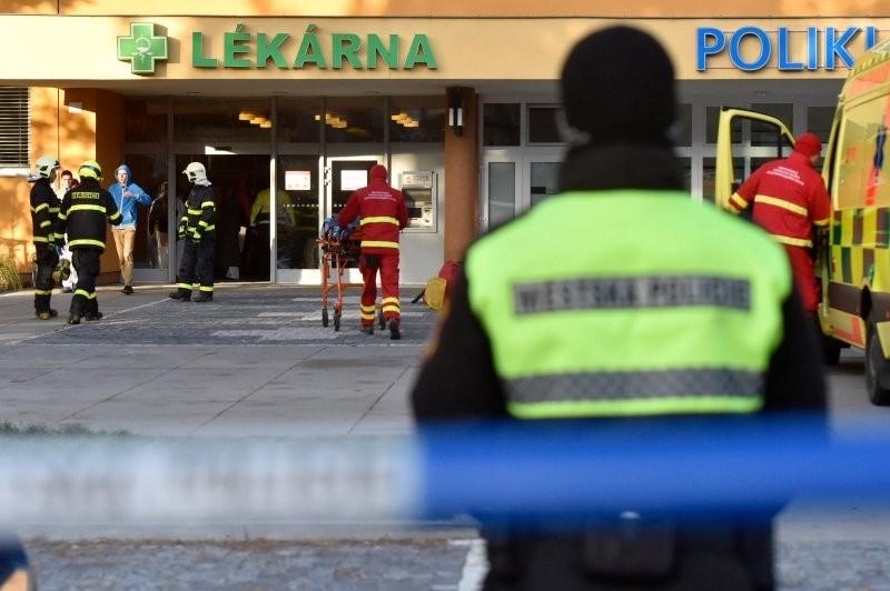 Αυτοκτόνησε ο μακελάρης στην Τσεχία
