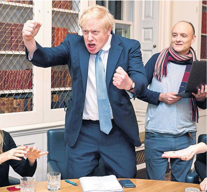 Η Βρετανία θέλει εμπορική συμφωνία με την ΕΕ μέσα σε 1 χρόνο