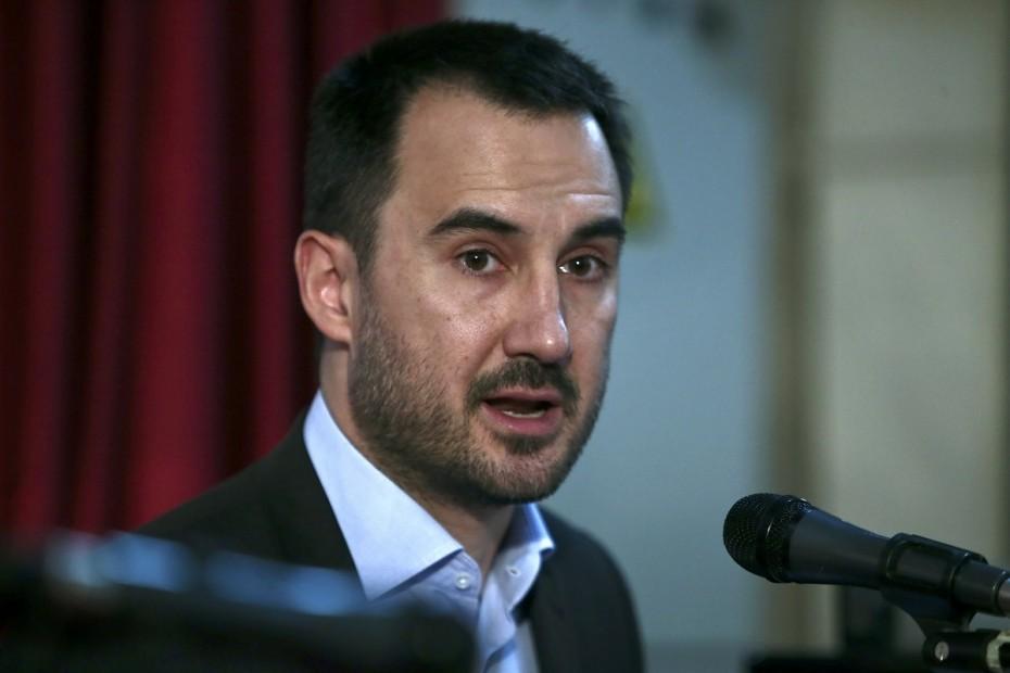 Χαρίτσης: Να πάρει θέση ο Μητσοτάκης για τις δηλώσεις Σαμαρά