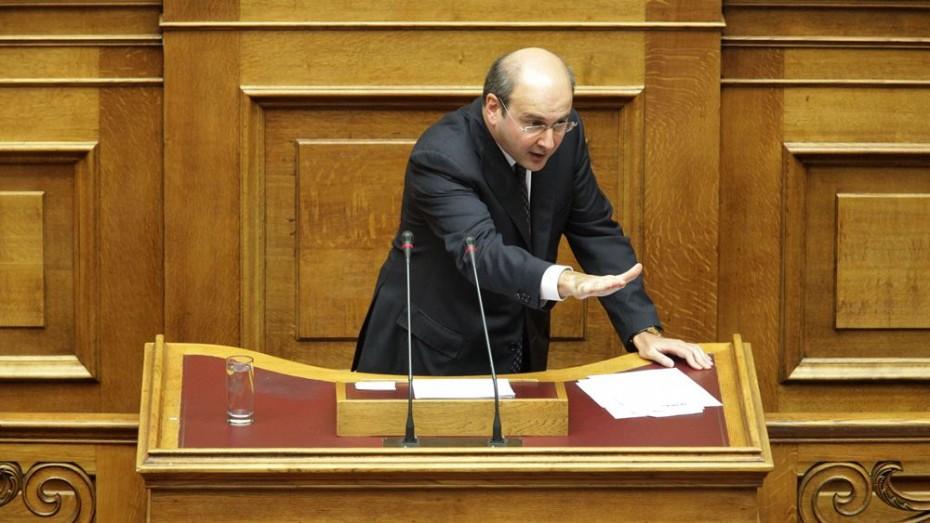 Ο Χατζηδάκης υπερασπίστηκε εκ νέου το κυβερνητικό σχέδιο για τη ΔΕΗ
