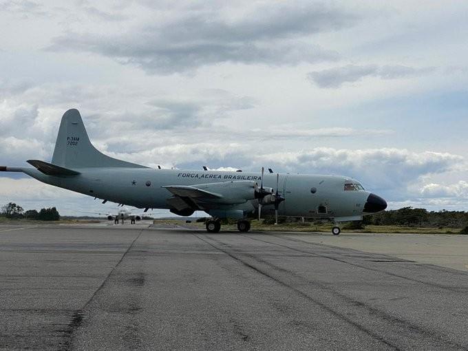 Συνεχίζονται οι έρευνες για τον εντοπισμό του C-130 στη Χιλή