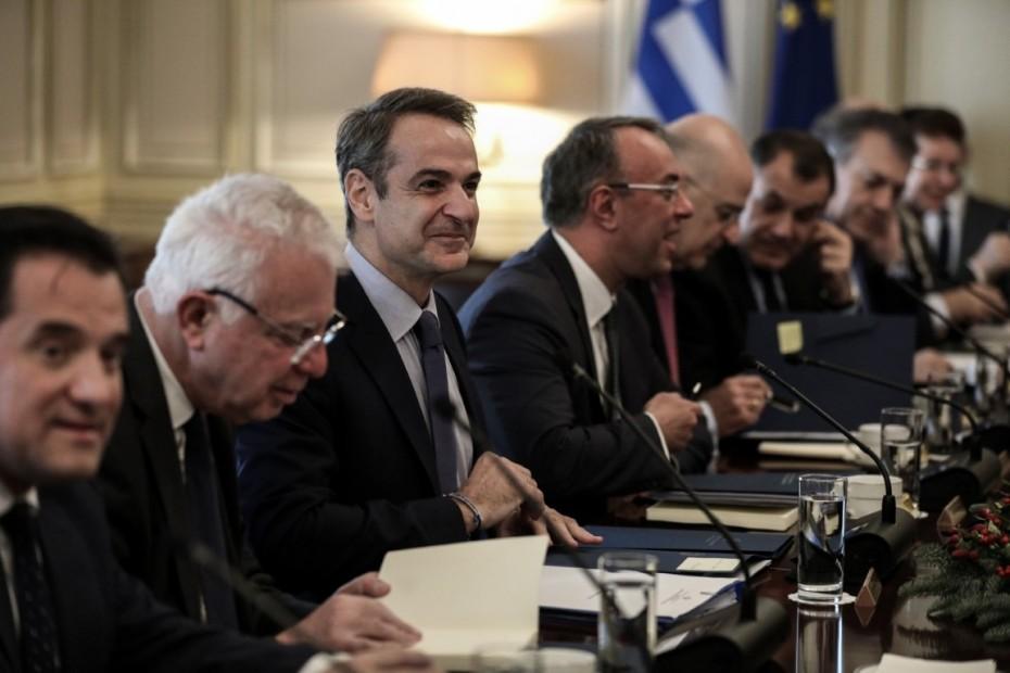 Αναλυτικά οι αποφάσεις του σημερινού υπουργικού συμβουλίου