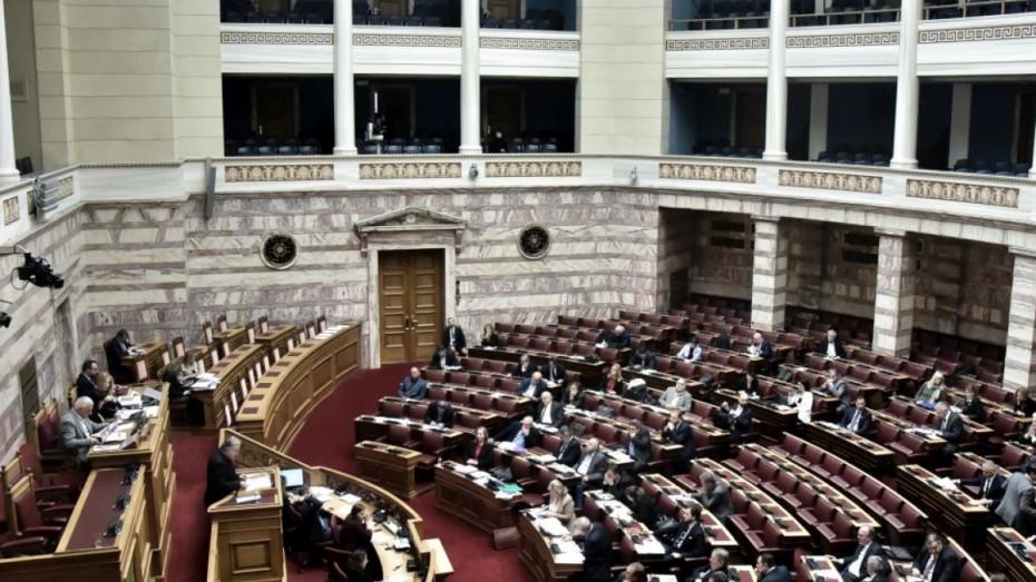 Μόνο με την Ελληνική Λύση η ΝΔ για τον εκλογικό νόμο