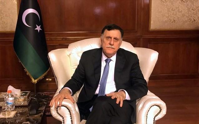 Λιβύη: Ο Σάρατζ αποκλείει το ενδεχόμενο συνάντησής του με τον Χάφταρ