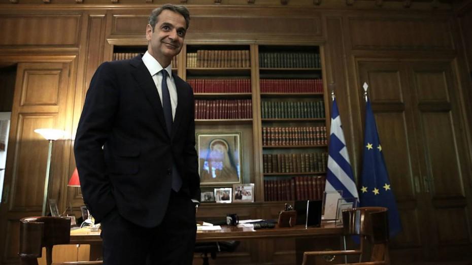 Κ. Μητσοτάκης: Η Ελλάδα είναι μέρος της λύσης για τη Λιβύη