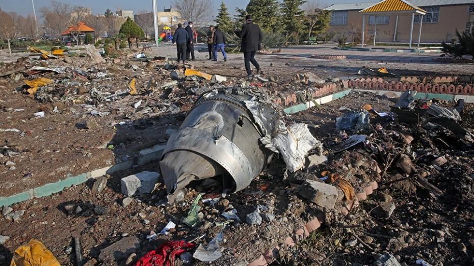 Συλλήψεις για τη συντριβή του ουκρανικού Boeing ανακοίνωσε η Τεχεράνη
