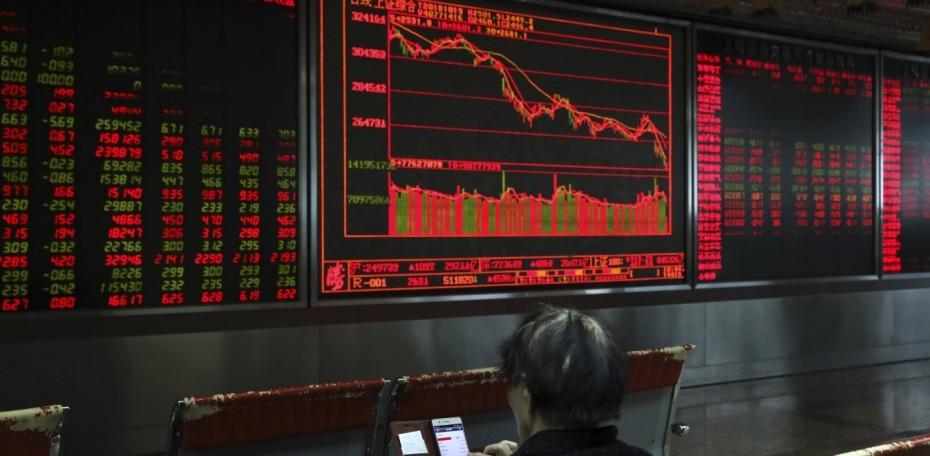 Ασιατικές αγορές: Στο «βαθύ κόκκινο» το Χονγκ Κονγκ