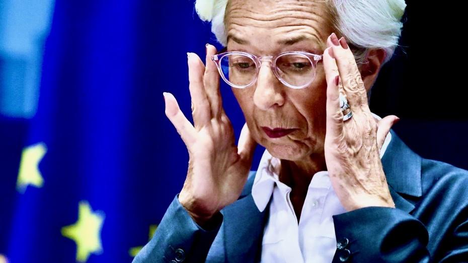 Περισσότερο αισιόδοξη η Λαγκάρντ για την οικονομία της Ευρωζώνης
