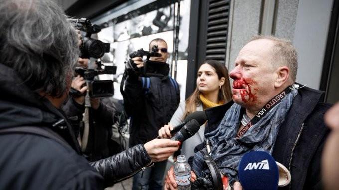 Επίθεση ακροδεξιών σε φωτορεπόρτερ της Deutsche Welle