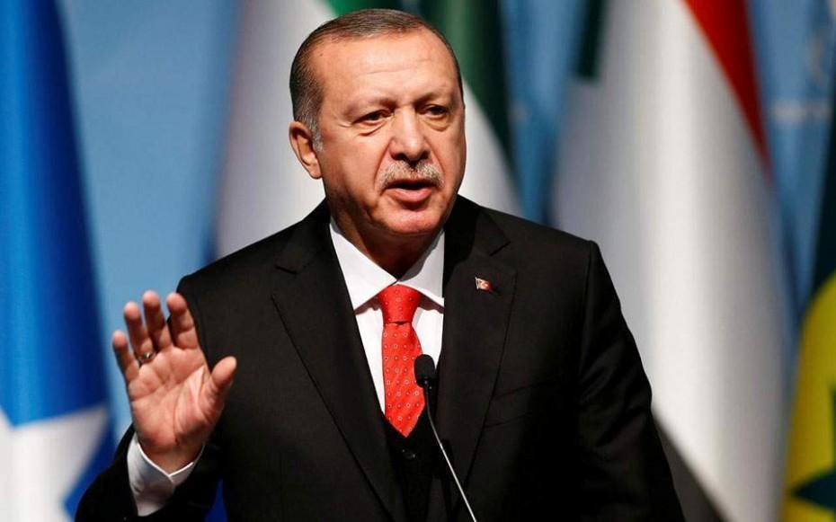 Απειλεί με «λιβυκό χάος» στη Μεσόγειο ο Ερντογάν