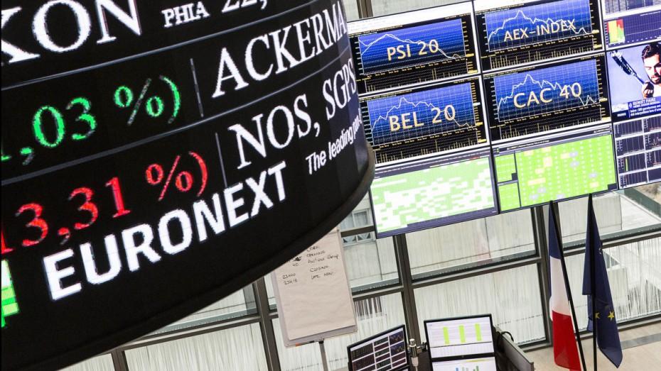 Καθίζηση στις ευρωαγορές τη Δευτέρα λόγω του κινεζικού κοροναϊού