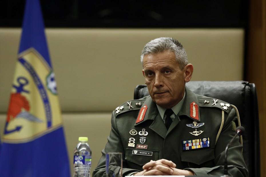 ΚΥΣΕΑ: Ο αντιστράτηγος Κ. Φλώρος νέος Αρχηγός ΓΕΕΘΑ
