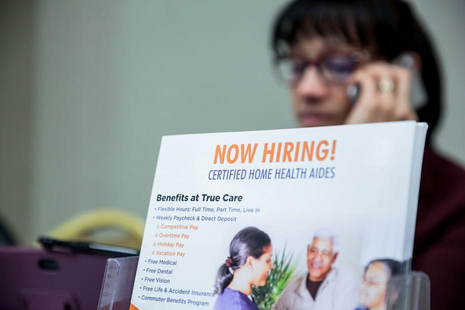 Πτωτικά τα στοιχεία την αμερικανική αγορά εργασίας - Στο 3,5% η ανεργία το Δεκέμβριο