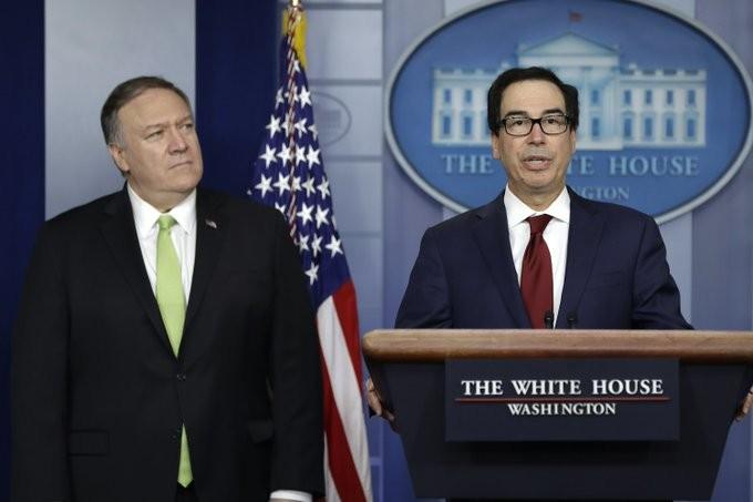 Σε ισχύ οι νέες αμερικανικές κυρώσεις στο Ιράν