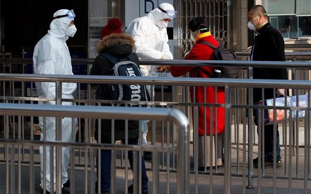 Κοροναϊός: Υποχρεωτική η μάσκα για 110 εκατ. κατοίκους στην επαρχία Γκουανγκντόνγκ