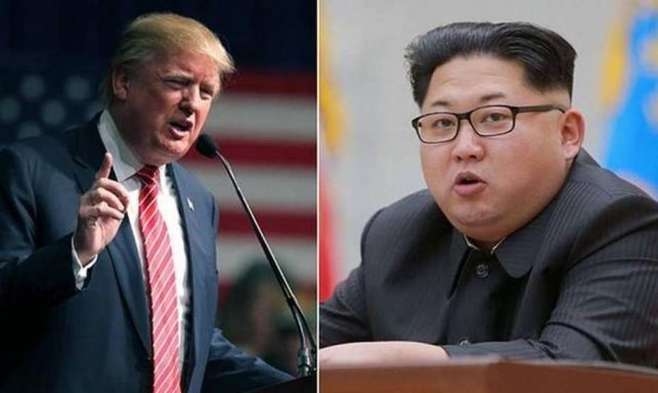 Οι ΗΠΑ καλούν τη Β. Κορέα στο τραπέζι του διαλόγου