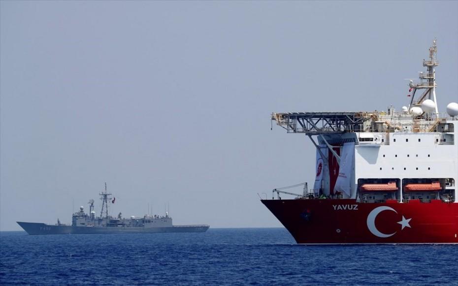 Η Τουρκία προς «πάγωμα» των γεωτρήσεων στην κυπριακή ΑΟΖ