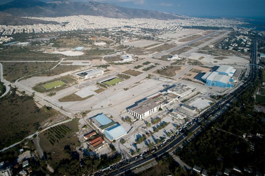 Η Lamda θα πληρώσει τις εργασίες κατεδάφισης στο Ελληνικό