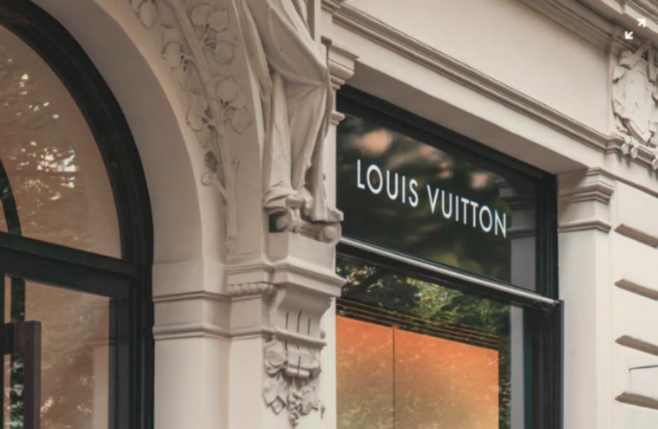 Η Louis Vuitton και στην εστίαση!