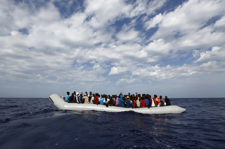 Μεταναστευτικό: 65.034 οι αφίξεις μέσω θαλάσσης το 2019