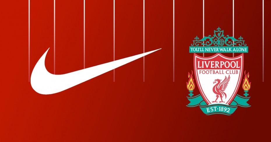 «Μπαμ» στα έσοδα της Λιβέρπουλ, με την επίσημη συνεργασία με τη Nike