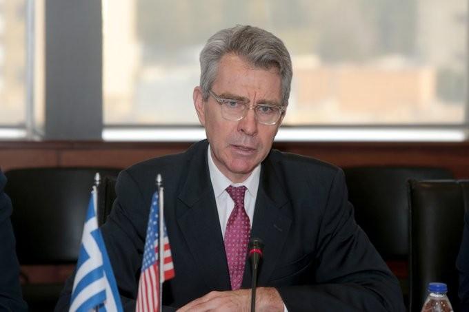 Προσεχτικές αναφορές από τον Πάιατ για τα ελληνοτουρκικά