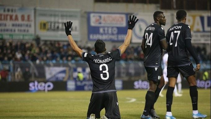 Super League: Ο ΠΑΟΚ δυσκολεύτηκε αλλά νίκησε στη Λαμία