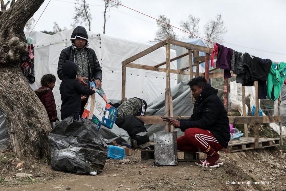 Σχεδόν 1.500 νέοι πρόσφυγες στα νησιά του Αιγαίου από την Πρωτοχρονιά