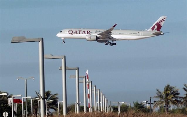 Δρομολόγιο Ντόχα - Σαντορίνη από την Qatar Airways
