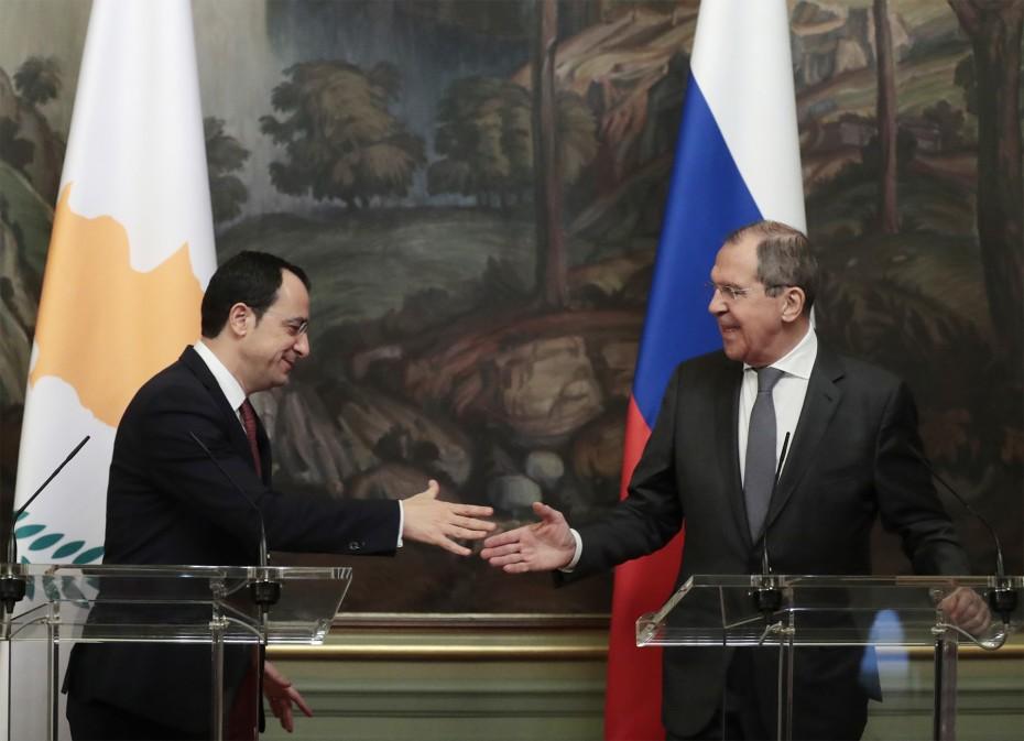 Η Ρωσία διαψεύδει τα περί αναγνώρισης του ψευδοκράτους στην Κύπρο