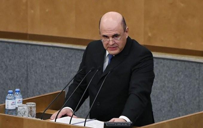 Ο Μισούστιν παρουσίασε στον Πούτιν τη νέα κυβέρνηση της Ρωσίας