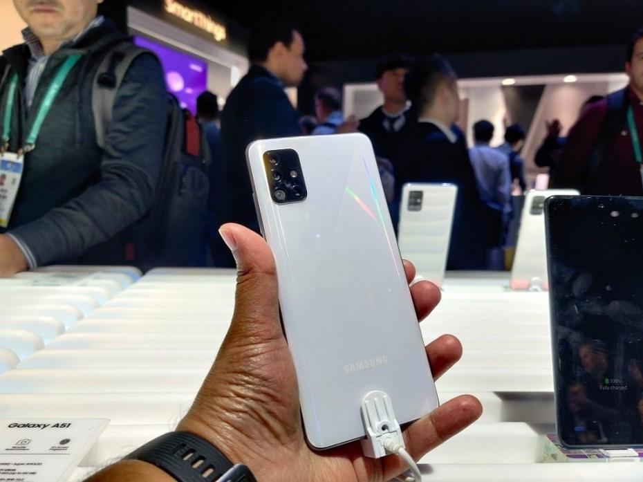 Στην κυκλοφορία τα Samsung Galaxy A71 - Galaxy A51