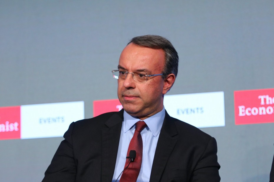 Συναντήσεις Σταϊκούρα με μεγάλους χρηματοπιστωτικούς «παίχτες» στο Παρίσι
