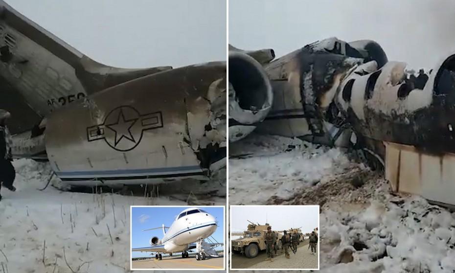 Οι Ταλιμπάν υποστηρίζουν πως κατέρριψαν αεροσκάφος των ΗΠΑ στο Αφγανιστάν