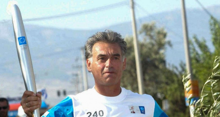 Σοβαρότατος τραυματισμός για τον πρώην Ολυμπιονίκη, Τάσο Μπουντούρη