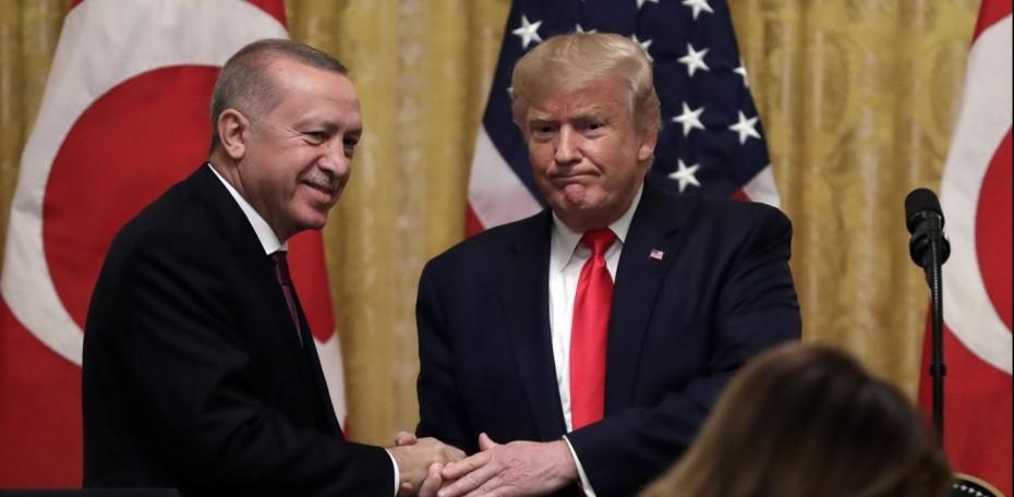 Τραμπ σε Ερντογάν: Να τα βρεις με την Ελλάδα