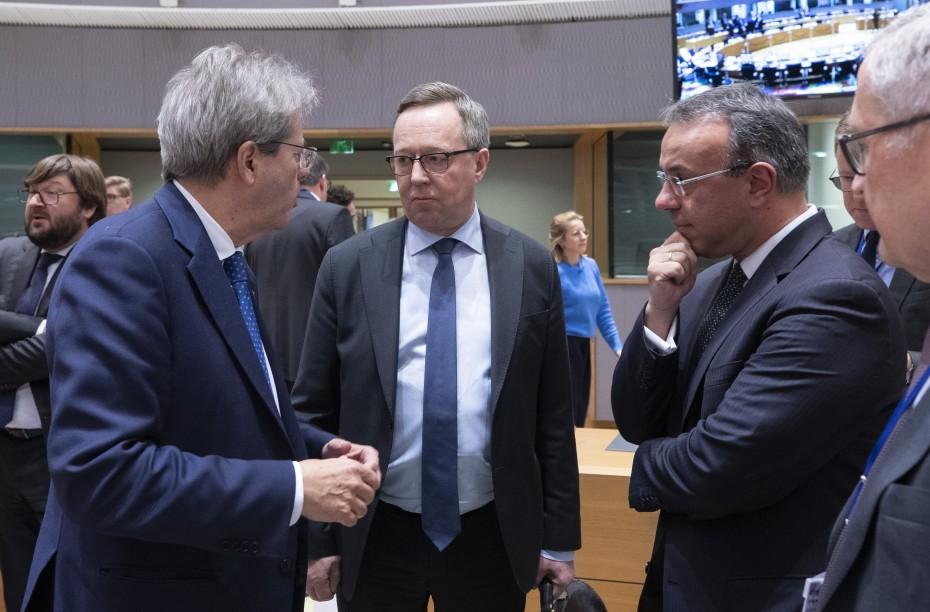 Στο Eurogroup του Μαρτίου ο πρώτος «σταθμός» για τα πλεονάσματα