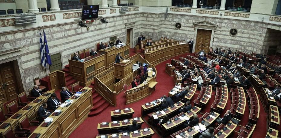 Με 163 «ναι» εγκρίθηκε ο νέος εκλογικός νόμος