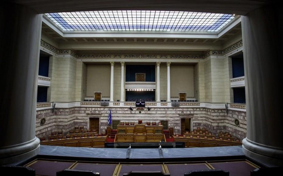 Εντάσεις στη Βουλή για το επίδομα γέννησης της κυβέρνησης