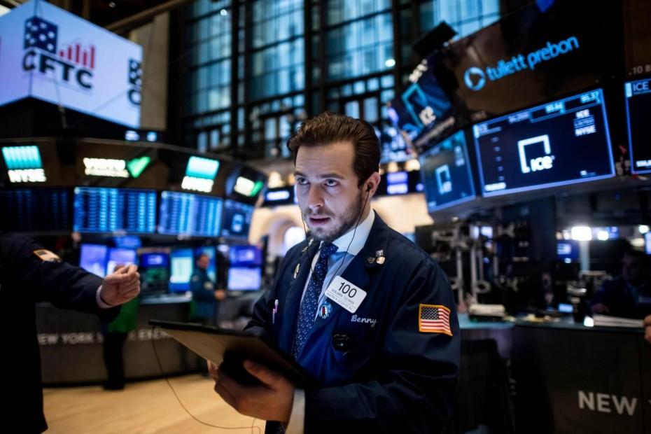 «Άρρωστη» η Wall Street λόγω του κοροναϊού