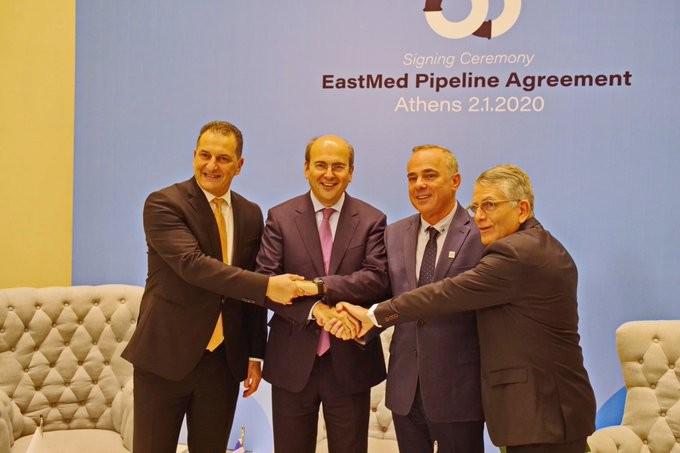 Συζητήσεις για την ηλεκτρική διασύνδεση Ισραήλ - Κύπρου - Κρήτης