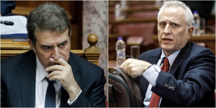 Κόντρα Χρυσοχοΐδη - Ραγκούση στη Βουλή για τις καταλήψεις στο Κουκάκι