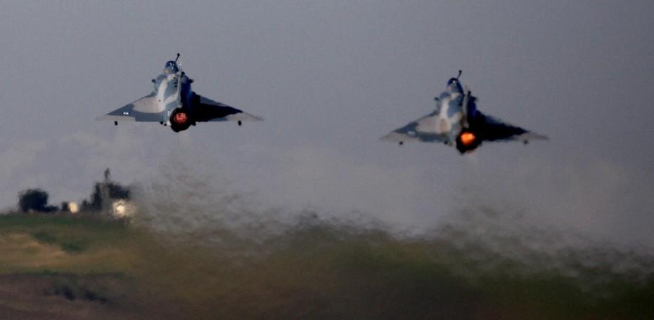 Νέες υπερπτήσεις τουρκικών μαχητικών πάνω από Λειψούς, Αρκιούς και Αγαθονήσι