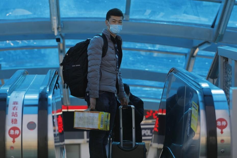 ΠΟΥ: Έσφαλε η Ιταλία - Δεν ήλεγξε τους επιβάτες τράνζιτ από Κίνα