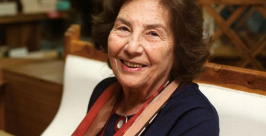 Έφυγε από τη ζωή η μεγάλη συγγραφέας Άλκη Ζέη
