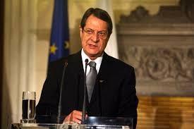 Παρέμβαση Αναστασιάδη για το ζήτημα της Αμμόχωστου στις Βρυξέλλες